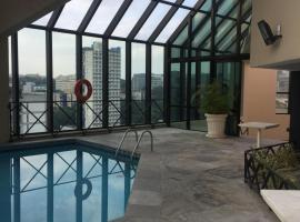 Hotel photo: Oscar Freire Flat Suite