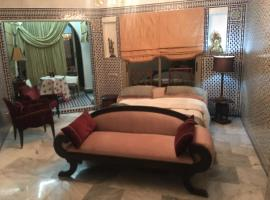 Hotel photo: Original studio andalous