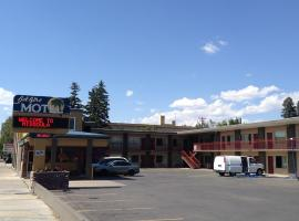 Hotel near Missoula