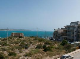 Hotel photo: Seafront Mellieha Apartment by The Beach
