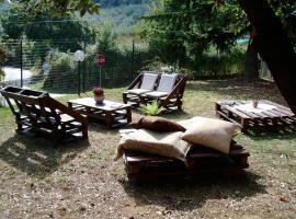 Hình ảnh khách sạn: Il Podere dellAia - camera Albizia