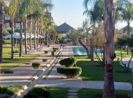 Hotel photo: Vizir Appartement Vacance Marrakech
