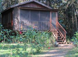 酒店照片: Macaw Bank Jungle Lodge