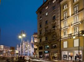 Hotel photo: Maison Milano | UNA Esperienze