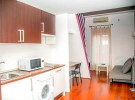 Hotel fotoğraf: Loft urbano en madrid rio ii