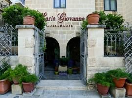 Hotel photo: Maria Giovanna Guest House