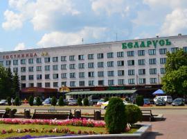 Hotel near Novopolotsk