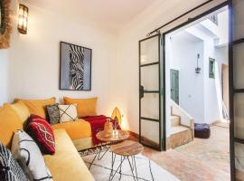 Hotel photo: Riad MYLA - 2mn de Jemaa El Fna