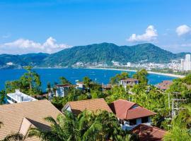 Hotel photo: Patong Indigo cozy villa super sea view芭东五卧室无敌海景