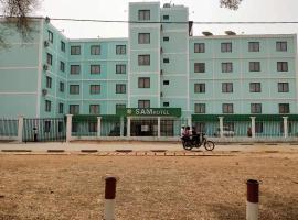 Hotel near Bimbo