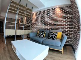 Hotel kuvat: One Bedroom Apartment GT036