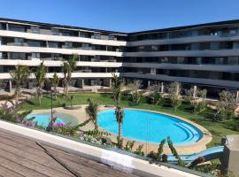 Hotel photo: APARTMENT 246, PEBBLE BEACH, 12 HELEZA BOULEVARD, SIBAYA