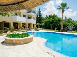 A picture of the hotel: Hermes Gardens 2 Bedroom Sea View Flat in Paphos