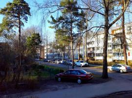 Hotel near Jūrmala