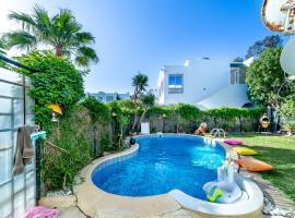 Hotel photo: Maison de luxe avec piscine privée
