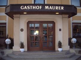 Hotel photo: Maurer Gasthof-Vinothek