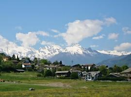 Hotel photo: Appartamento centro Aosta