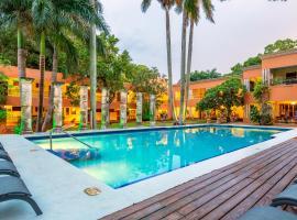 Hotel photo: Hacienda Uxmal Plantation & Museum