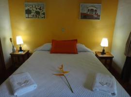 Hotel near Nicaragua