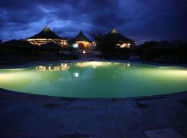 Hotel near Kenia