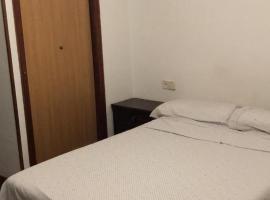 酒店照片: Habitación