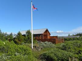 Hotel near Þingvellir