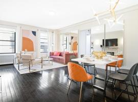 Hotel photo: Fifth Avenue Ultra Luxurious Two Bedroom - Domenico Vacca Building 5D