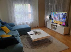 酒店照片: Apartamento manzanares blason