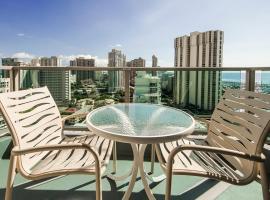 Photo de l'hôtel: Ala Moana Ocean Studio on the 20th Floor