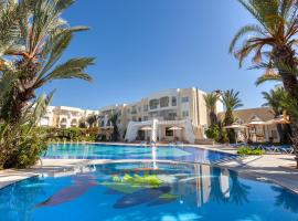 Hotel photo: Le Corail Appart'Hotel Yasmine Hammamet