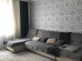 酒店照片: Квартира трехкомнатная