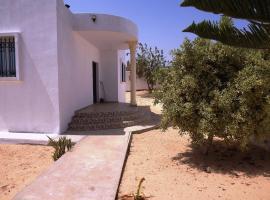 Hotel photo: villa s+2 zone touristique midoune