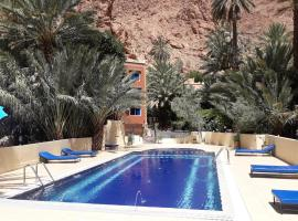 Hotel photo: Auberge Camping Atlas