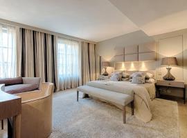 Hotel photo: Lussuoso Appartamento di Positano