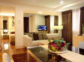 Hotel photo: Prince Plaza II Condotel