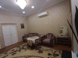 Hotel near Samarqand