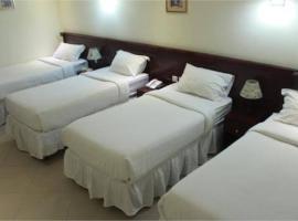 Hotel photo: فندق العليان العزيزية