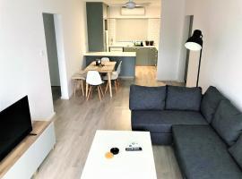Hotel photo: Amathousia 2BR Sea view apartment