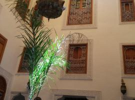 Hotel photo: Dar Bahija - Arab-andalusian charming house in Fez