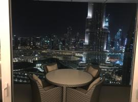 Hotel photo: 2 Bedroom with Burj View
