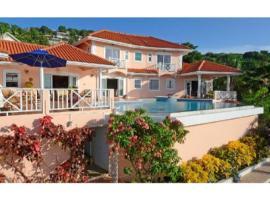 Hotel photo: Villa Las Palmas - Cap Estate, St. Lucia
