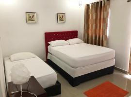 Hotel photo: Daymond Blue Tropical Lodge