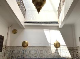 Hotel photo: Riad Papadou