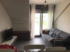 Hotel photo: A Lanzada - Precioso ático nuevo con amplia terraza