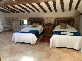 Hotel photo: El Olivo de Sansol