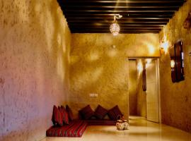 Hotel photo: Canyon Rest House Jabal Shams