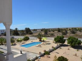 Hotel photo: Bel appartement vue de mer