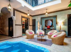 Hotel photo: RIAD BADISRIR