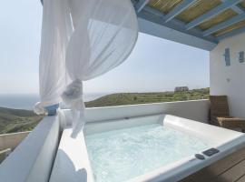 A picture of the hotel: Galazio House, Sea View & Hot Tub