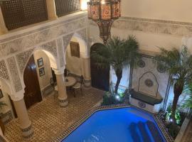 Ξενοδοχείο φωτογραφία: Riad Abaka by Ghali
